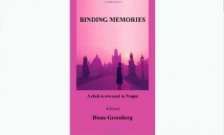 BOOK REVIEW: Binding Memories: A Clock is Rewound in Prague by Diane Greenberg