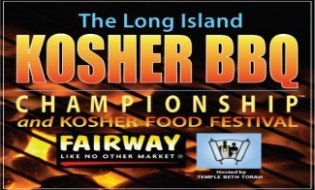2nd Annual Long Island Kosher BBQ Championship and Kosher Food Festival