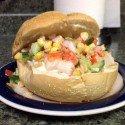 RECIPE – Mock Crab Salad